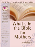 What's in the Bible for Mothers?